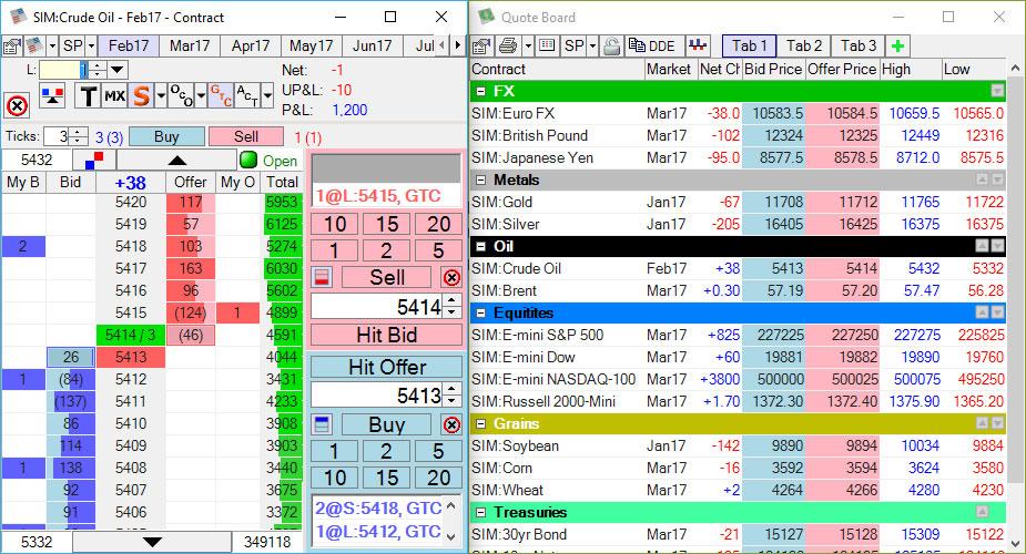 CTS T4 | Free Futures Trading Platform Demo | Optimus Futures