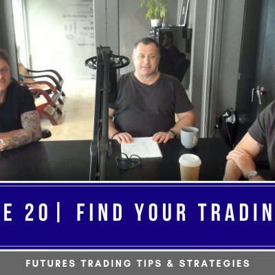 Episode 20 Find your Trading Edge