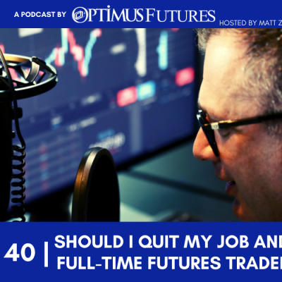 full time futures trader